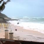 Hurrikan Igor @ Elbow Beach