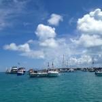 Non Mariners Race Bermuda 2013